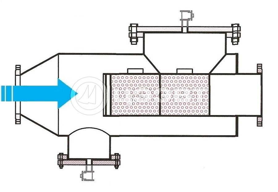 Техническое обслуживание фильтров-грязеуловителей